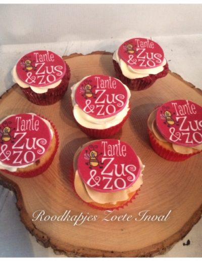 cupcakes bedrijfsopening
