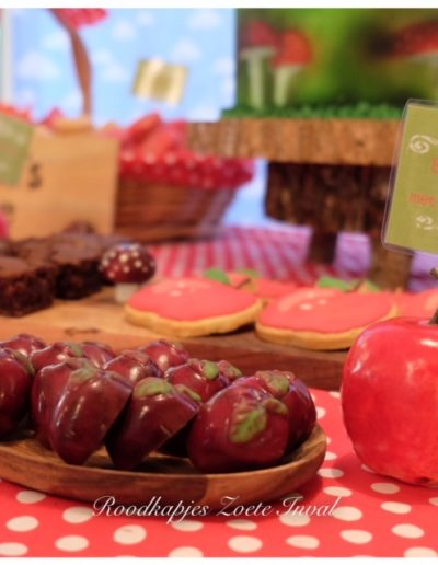 sweet table bonbons