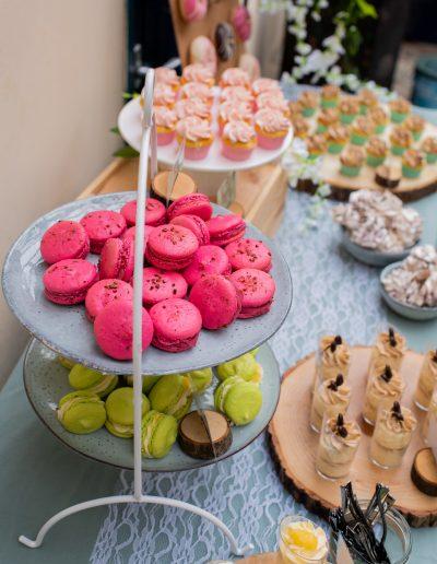 aniekfotografiestyling sweet table macarons